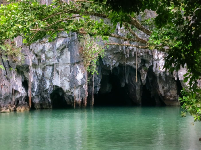 The entrance of the Underground River in Puerto Princesa Photo by Raydon L. Reyes