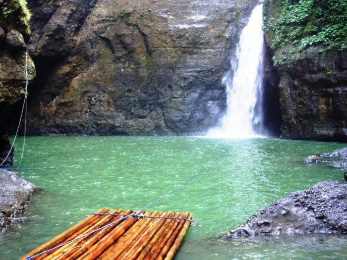 The Pagsanjan Falls