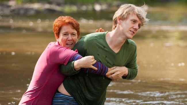 Please Like Me's Tasmania camping episode